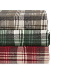 Woolrich Tasha Flannel Flannel Easy Care Sheet Set
