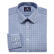 Stafford® Travel Easy-Care Broadcloth Dress Shirt
