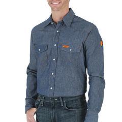Wrangler® Fire Resistant Work Shirt
