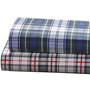 Microsplendor Plaid Sheet Set