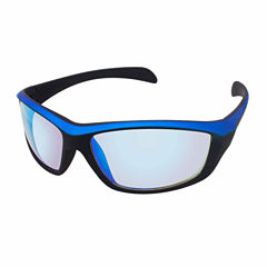 Xersion Two Tone Wrap Sunglasses