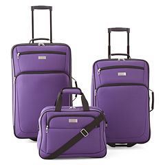 Protocol® Richardson 3-pc. Luggage Set