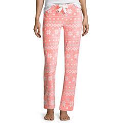 Microfleece Pajama Pants-Juniors