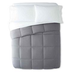 JCPenney Home™ Bouclé Down-Alternative Comforter