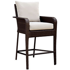 Delta 2-pc. Patio Bar Chairs