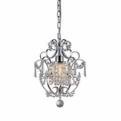 Warehouse Of Tiffany Jess Crystal Chandelier