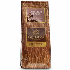 Godiva Hazelnut Crème Coffee