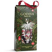 Godiva Mini Santa Pouch