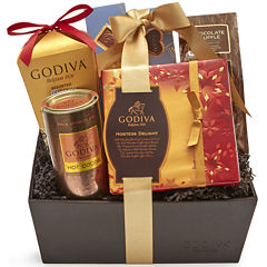 Godiva Hostess Delight Basket