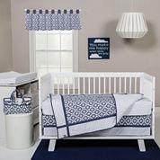 Trend Lab Hexagon 3 pc Crib Bedding Set