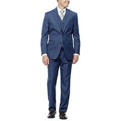 Stafford Travel Stretch Suit Separates- Classic Fit
