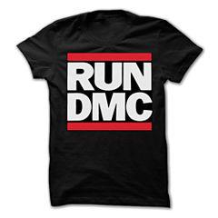 Run DMC Graphic T-Shirt- Juniors