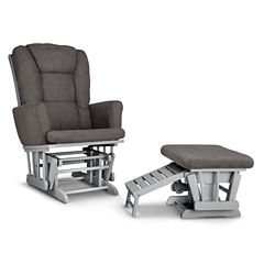 Graco Sterling Glider and Nursing Ottoman