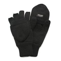 QuietWear® Knit Flip-Top Gloves