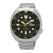 Seiko® Prospex Mens Stainless Steel Automatic Diver Bracelet Watch