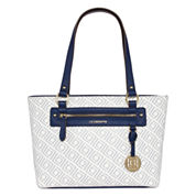 Liz Claiborne Jess Tote Bag