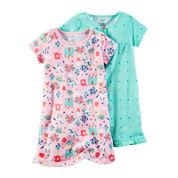 Carter's Girls 2-pc. Layette Set-Preschool