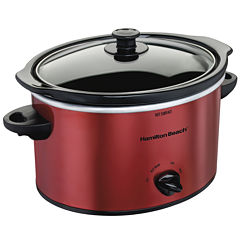 Hamilton Beach® 3-qt. Slow Cooker