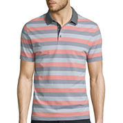 Claiborne® Slim-Fit Polo Shirt