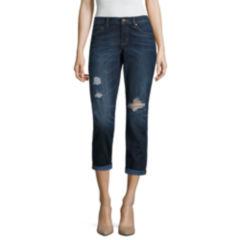 Skinny Leg Capris   Cropped for Women - JCPenney