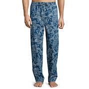 Stafford® Woven Pajama Pants - Big & Tall