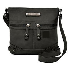 Rosetti Mini Triple Play Sage Crossbody Bag