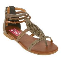 Pop Maison Womens Strap Sandals