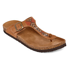 Arizona Shell Womens Flat Sandals