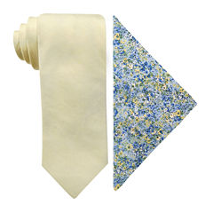 Stafford Solid Tie Set