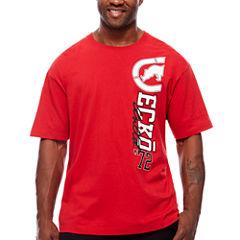 Ecko Unltd Short Sleeve Crew Neck T-Shirt-Big and Tall
