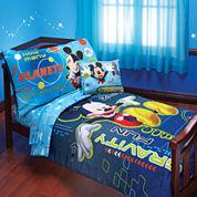Disney Mickey Mouse 4-pc. Toddler Bedding