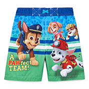 Boys Paw Patrol Trunks-Toddler