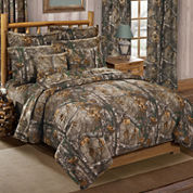 Realtree 4-pc. Midweight Comforter Set