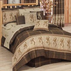Browning 4-pc. Heavyweight Comforter Set