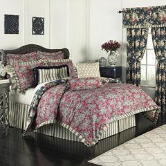 Waverly® Sanctuary Rose 4-pc. Comforter Set & Accessories