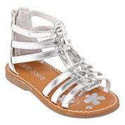 Okie Dokie Bluebell Girls Gladiator Sandals