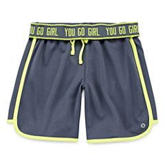 Xersion Workout Shorts - Big Kid Girls
