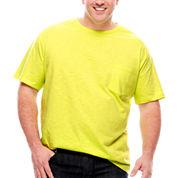 The Foundry Big & Tall Supply Co.Pocket Fashion T-Shirt-Big And Tall