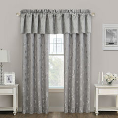 Marquis By Waterford Samantha Rod-Pocket Valance