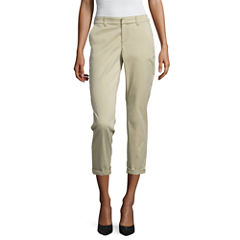a.n.a. Rolled Chino Crop