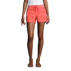 a.n.a Woven Cargo Shorts - Talls