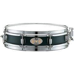 Pearl Black Steel Piccolo Snare Drum