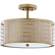 Lexine Flush-Mount Ceiling Light