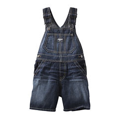 OshKosh B'gosh® Denim Shortalls - Baby Boys 3m-24m