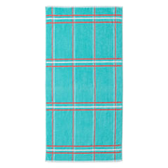Outdoor Oasis™ Plaid Beach Towels