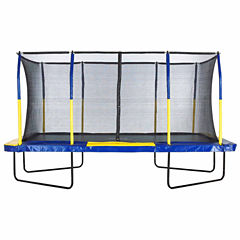 Upper Bounce Easy Assemble Mega 9' X 15' Rectangular Trampoline