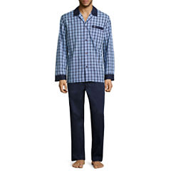 Jockey Yarn Dyed Woven Pant Pajama Set