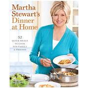 Martha Stewart's Dinner at Home