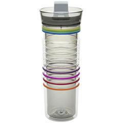 Zak Designs® HydraTrak™ 20-oz. Insulated Striped Tumbler