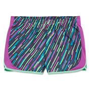 Xersion Solid Running Shorts - Preschool Girls